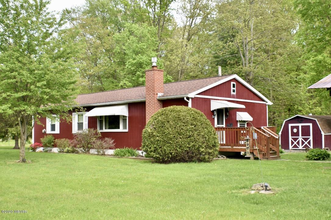420 PINE MOUNTAIN ROAD, Lock Haven, PA 17745, 2 Bedrooms Bedrooms, ,1 BathroomBathrooms,Residential,For sale,PINE MOUNTAIN,WB-90139