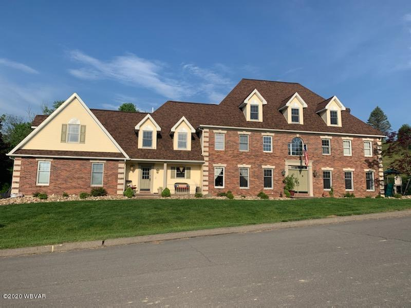 1242 DEERFIELD DRIVE,Williamsport,PA 17701,6 Bedrooms Bedrooms,6 BathroomsBathrooms,Residential,DEERFIELD,WB-90145