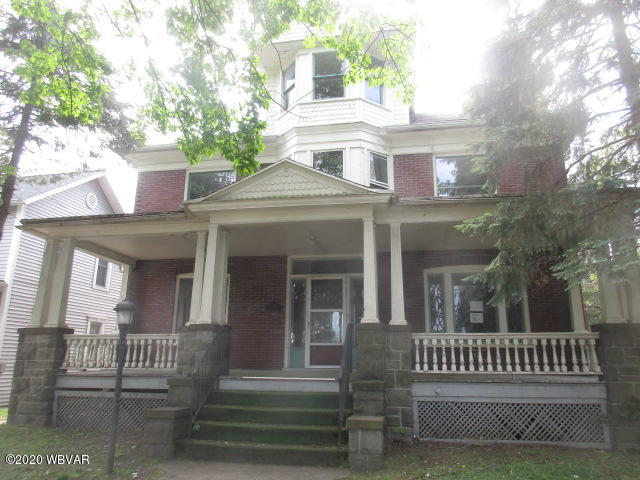 747 ARCH STREET,Williamsport,PA 17701,4 Bedrooms Bedrooms,2 BathroomsBathrooms,Residential,ARCH,WB-90172