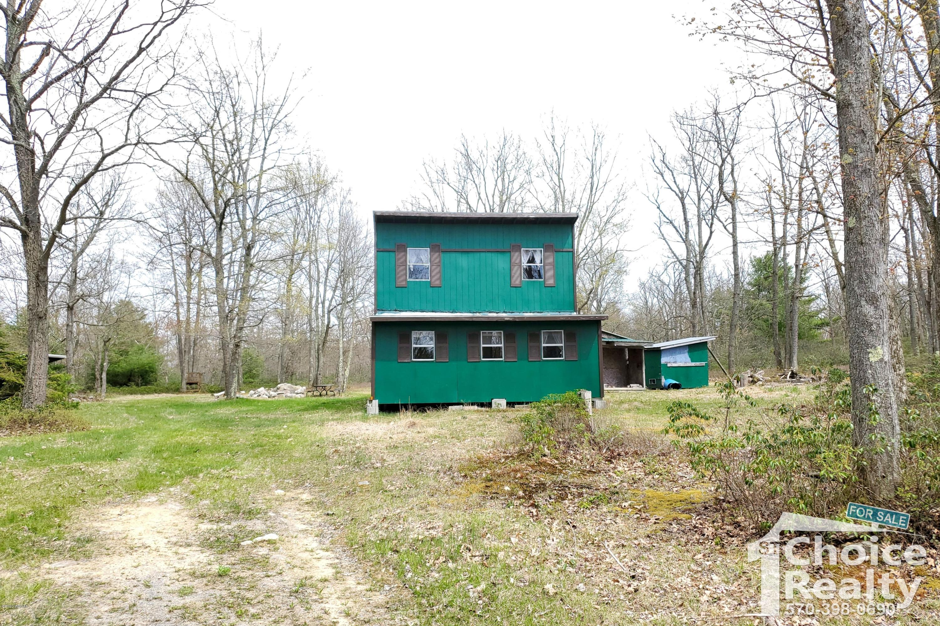 232 LINGLE TRAIL,Beech Creek,PA 16822,2 Bedrooms Bedrooms,Cabin/vacation home,LINGLE,WB-90183