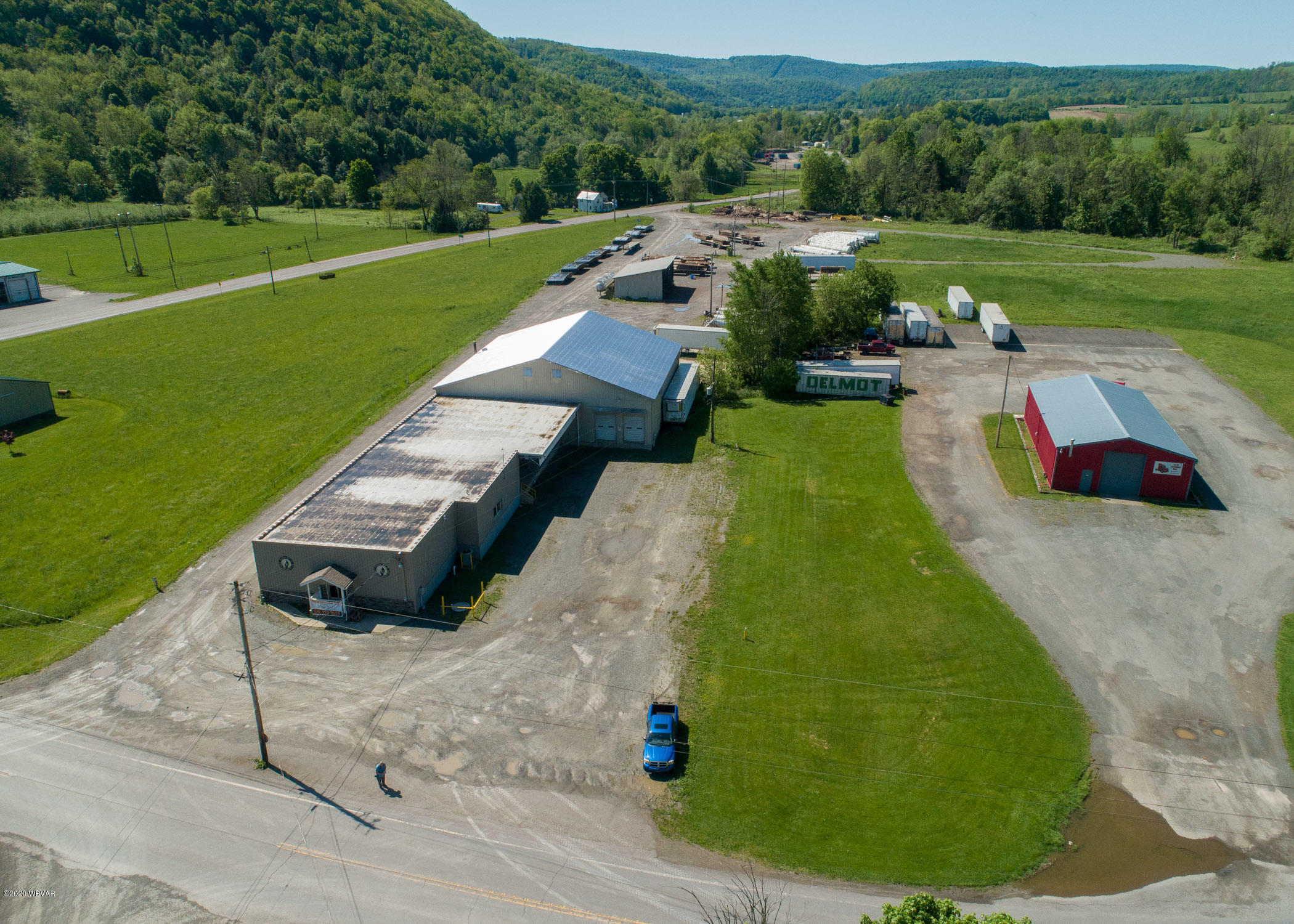 510 ROUTE 414 HIGHWAY,Canton,PA 17724,3.5 BathroomsBathrooms,Commercial sales,ROUTE 414,WB-90137