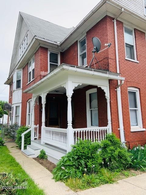 810 PACKER STREET,Williamsport,PA 17701,4 Bedrooms Bedrooms,2 BathroomsBathrooms,Residential,PACKER,WB-90196