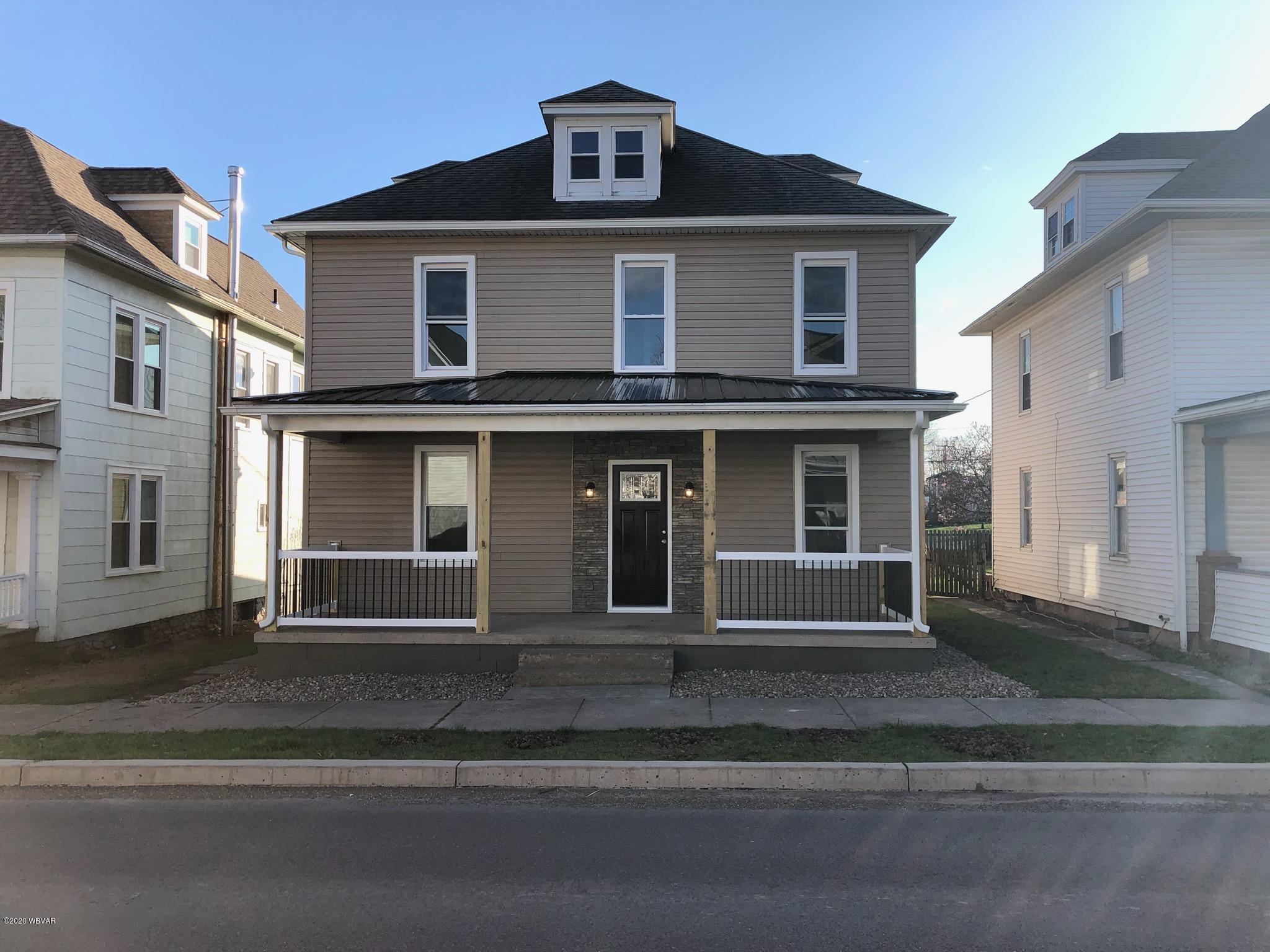 284 WATER STREET, Hughesville, PA 17737, 3 Bedrooms Bedrooms, ,2.5 BathroomsBathrooms,Residential,For sale,WATER,WB-90050