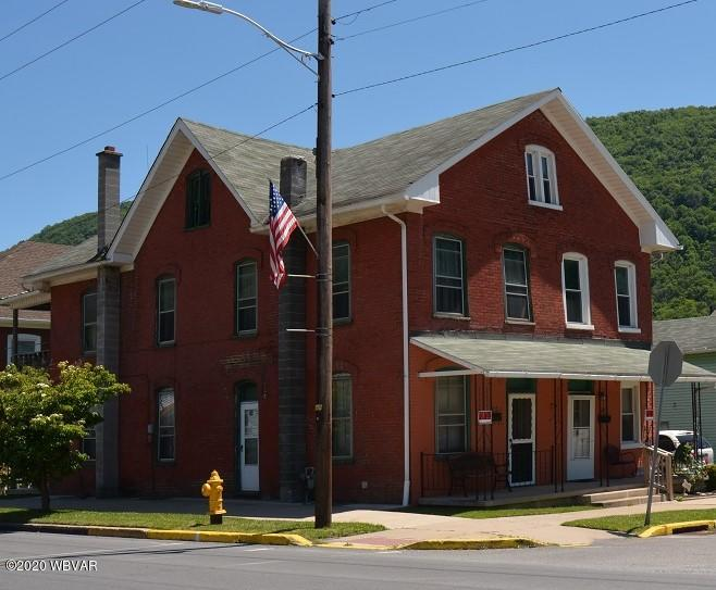 201 SEVENTH STREET, Renovo, PA 17764, 3 Bedrooms Bedrooms, ,2 BathroomsBathrooms,Residential,For sale,SEVENTH,WB-90361