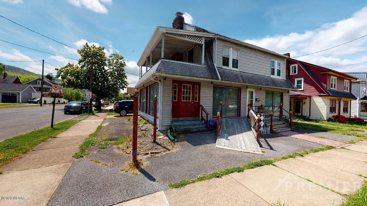 366 MARKET STREET, S. Williamsport, PA 17702, ,Multi-units,For sale,MARKET,WB-90169