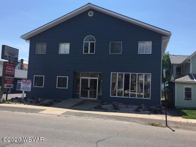 926 WASHINGTON BOULEVARD, Williamsport, PA 17701, ,1 BathroomBathrooms,Comm/ind lease,For sale,WASHINGTON,WB-86521