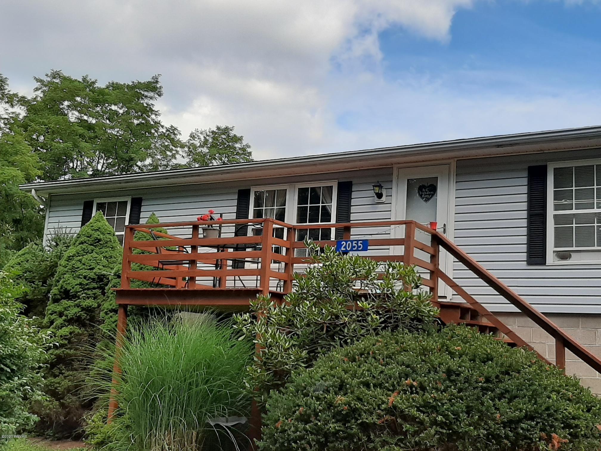 2055 ISLAND ROAD, Lock Haven, PA 17745, 3 Bedrooms Bedrooms, ,3 BathroomsBathrooms,Residential,For sale,ISLAND,WB-90923