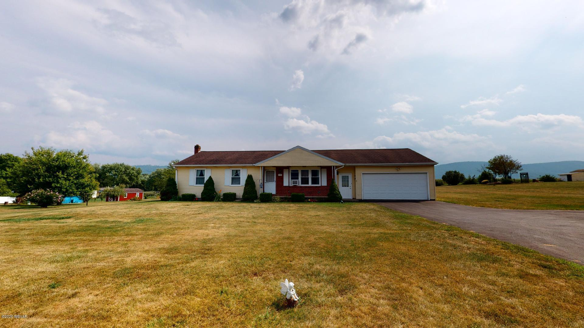 391 MIDDLE ROAD, Jersey Shore, PA 17740, 3 Bedrooms Bedrooms, ,1 BathroomBathrooms,Residential,For sale,MIDDLE,WB-90953