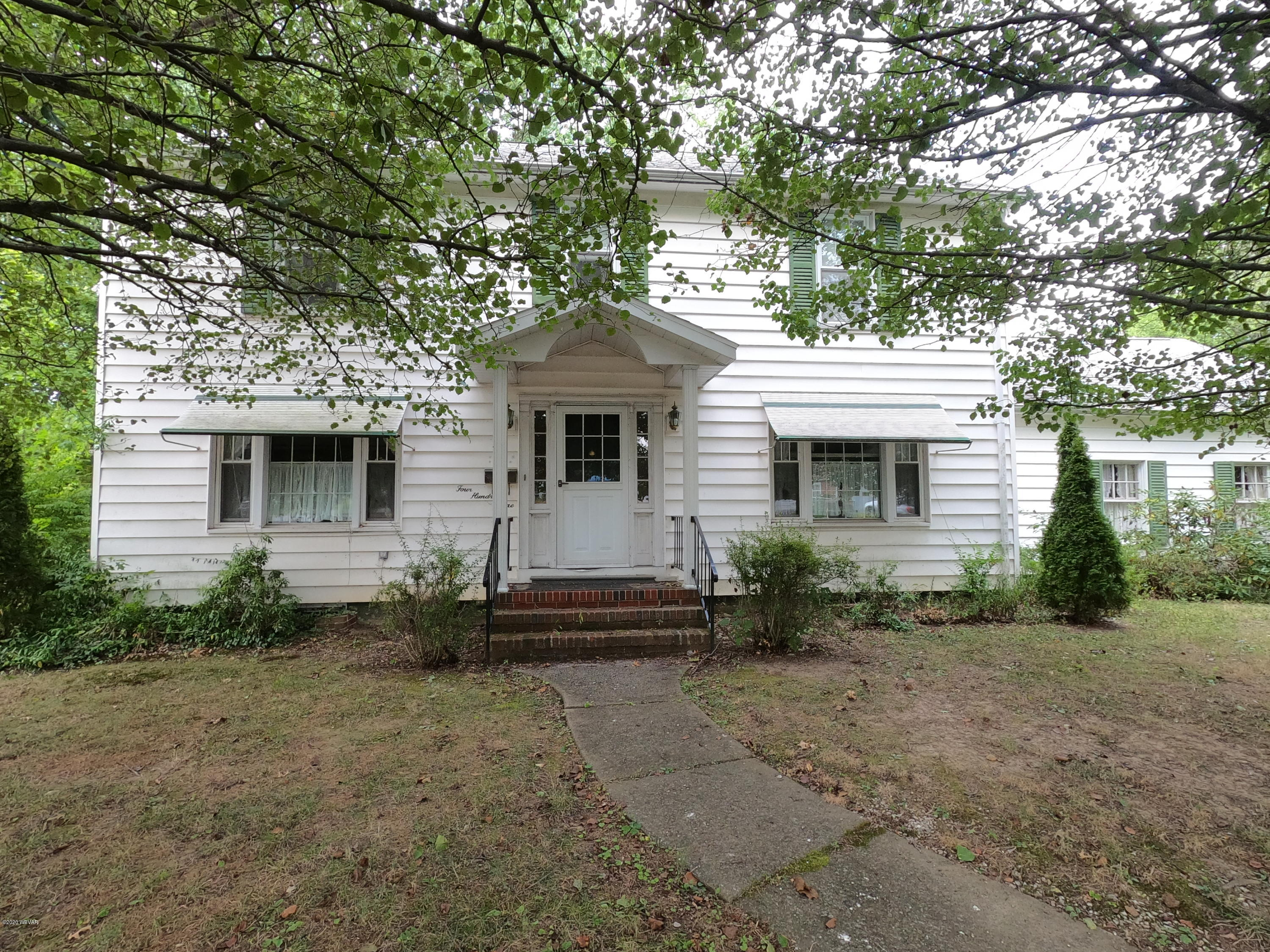 401 BIRCH STREET, Lock Haven, PA 17745, 3 Bedrooms Bedrooms, ,2 BathroomsBathrooms,Residential,For sale,BIRCH,WB-90962