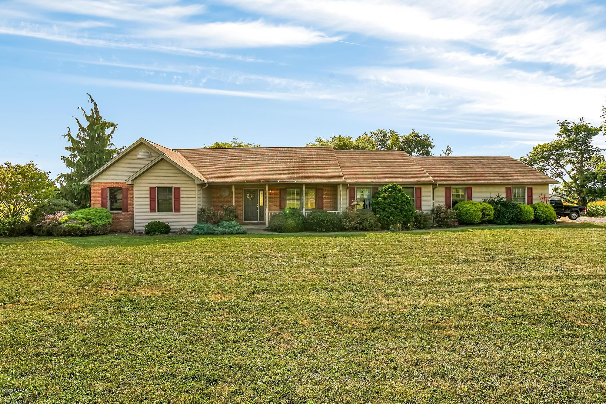 2291 RIDGE ROAD, Montgomery, PA 17752, 5 Bedrooms Bedrooms, ,3.5 BathroomsBathrooms,Residential,For sale,RIDGE,WB-90963