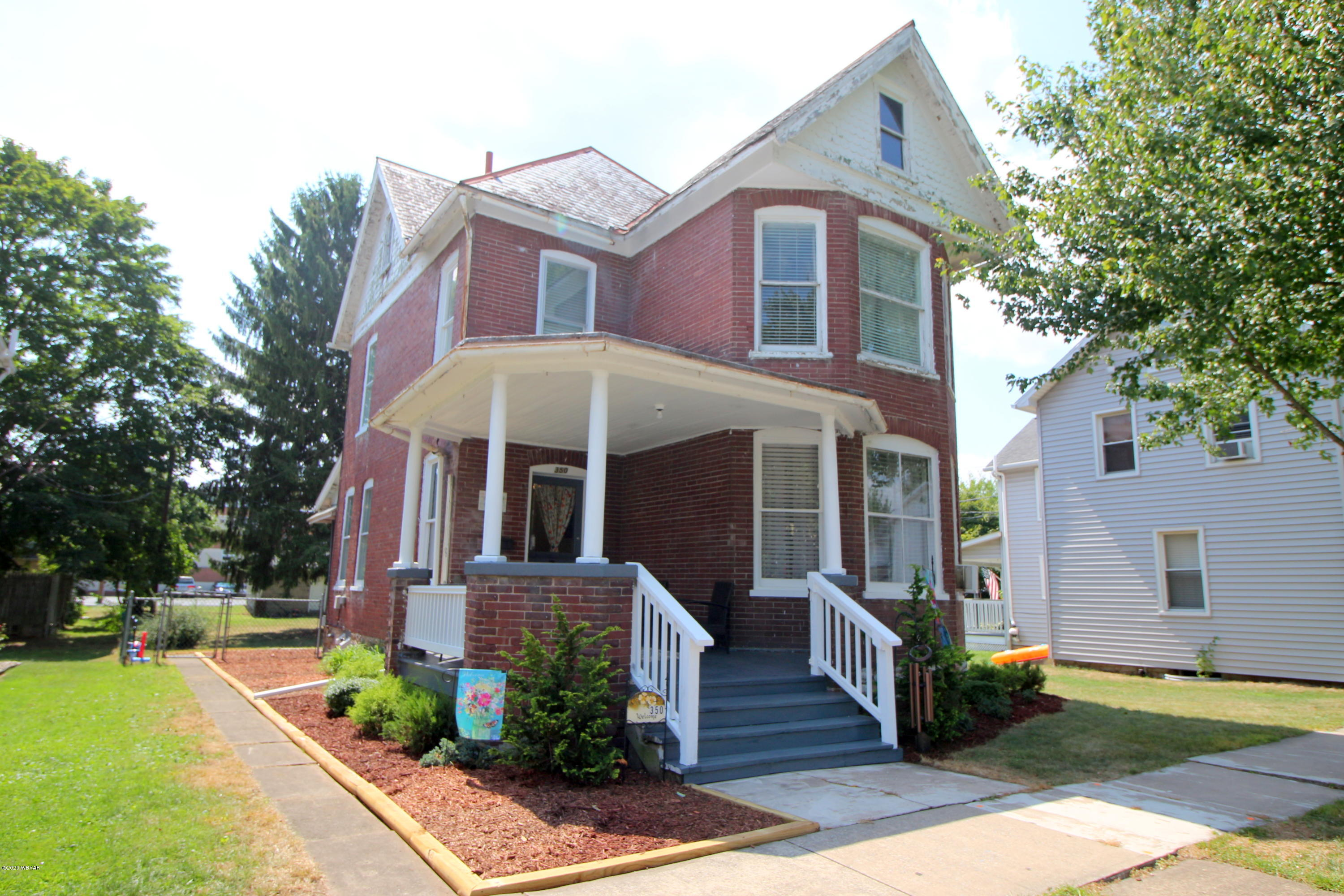350 CHERRY STREET, Montoursville, PA 17754, 3 Bedrooms Bedrooms, ,2 BathroomsBathrooms,Residential,For sale,CHERRY,WB-90974