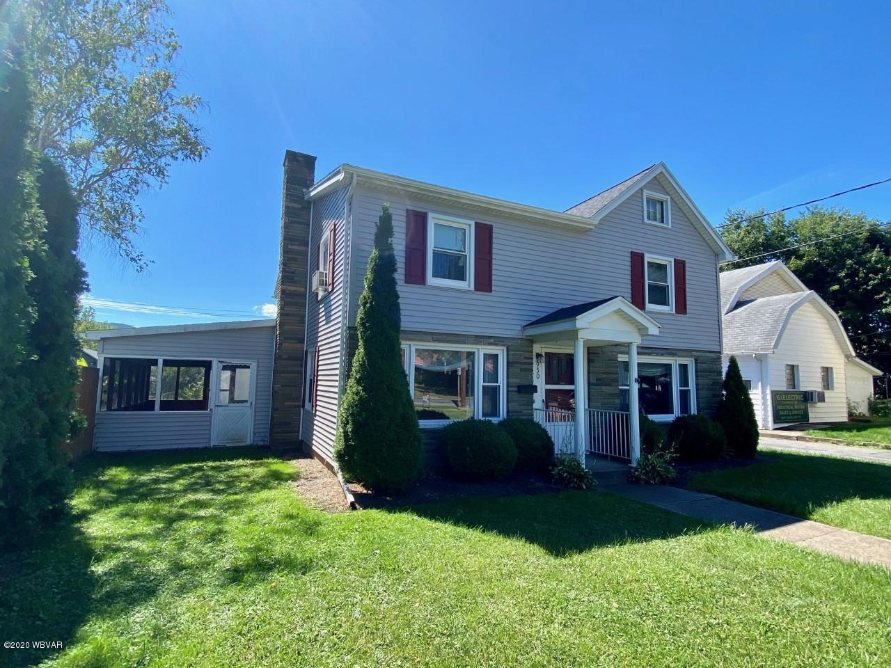 950 SHERIDAN STREET, Williamsport, PA 17701, 4 Bedrooms Bedrooms, ,2.5 BathroomsBathrooms,Residential,For sale,SHERIDAN,WB-89657