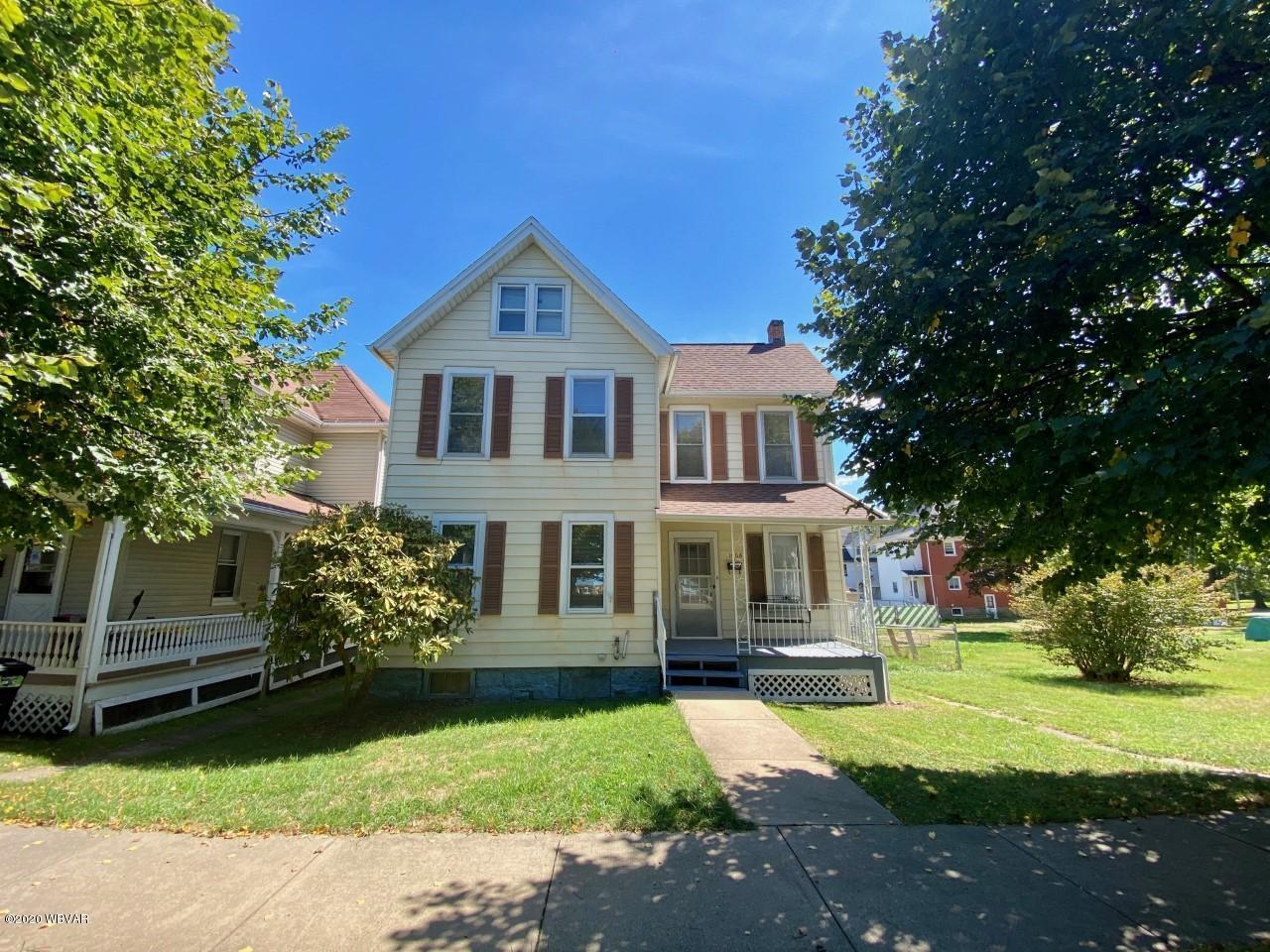 1008 BALDWIN STREET, Williamsport, PA 17701, 3 Bedrooms Bedrooms, ,1 BathroomBathrooms,Residential,For sale,BALDWIN,WB-90999