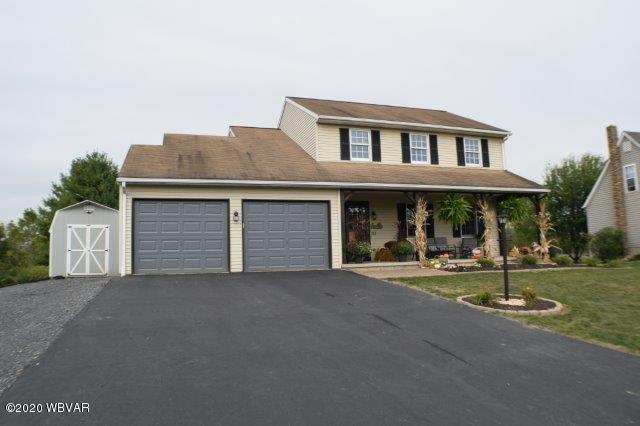 113 MEADOW GREEN DRIVE, Mifflinburg, PA 17844, 3 Bedrooms Bedrooms, ,2.5 BathroomsBathrooms,Residential,For sale,MEADOW GREEN,WB-91188