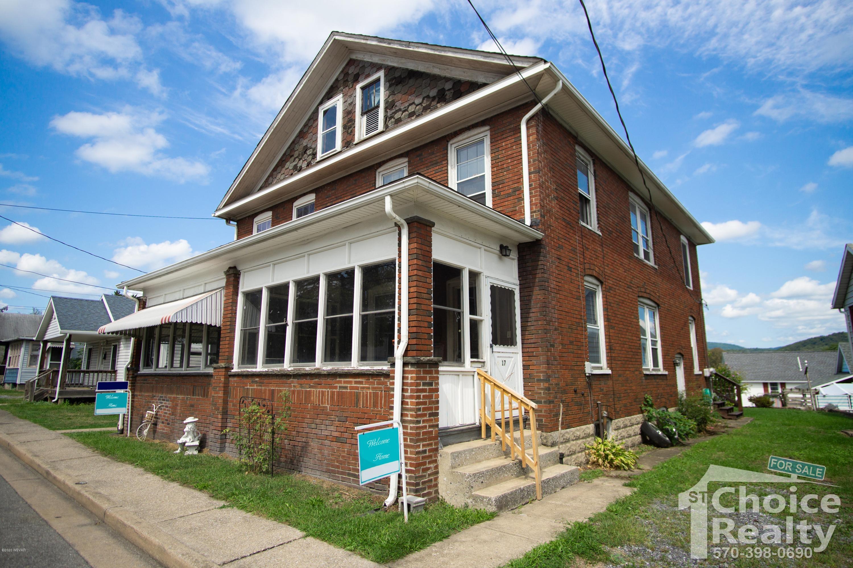 15-17 MT VERNON STREET, Lock Haven, PA 17745, ,Multi-units,For sale,MT VERNON,WB-89676