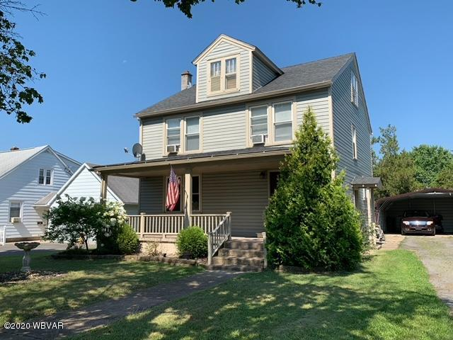 125 BROAD STREET, Hughesville, PA 17737, 3 Bedrooms Bedrooms, ,1.5 BathroomsBathrooms,Residential,For sale,BROAD,WB-91348