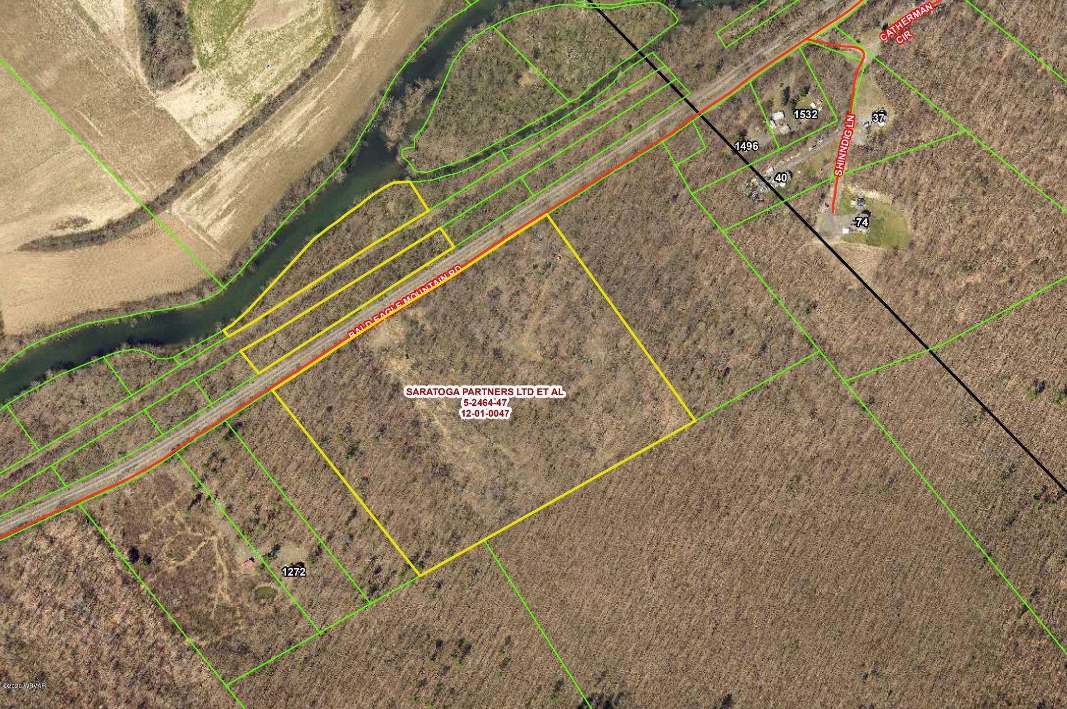 BALD EAGLE MOUNTAIN ROAD, Beech Creek, PA 16822, ,Land,For sale,BALD EAGLE MOUNTAIN,WB-91349