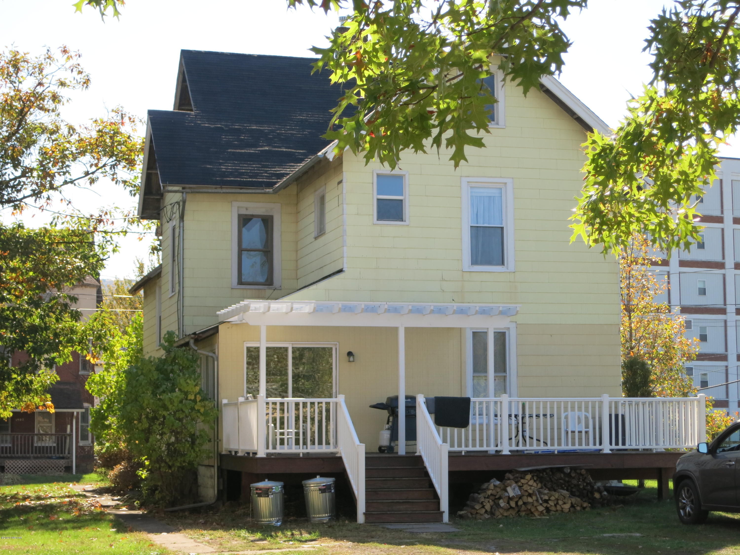 1906 3RD STREET, Williamsport, PA 17701, ,Multi-units,For sale,3RD,WB-91365