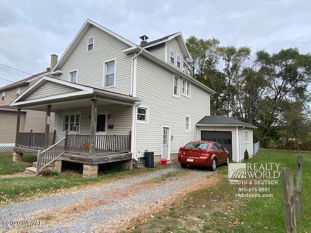 127 WATER STREET, Muncy, PA 17756, 3 Bedrooms Bedrooms, ,1.5 BathroomsBathrooms,Residential,For sale,WATER,WB-91357