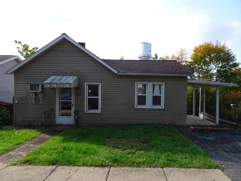 1605 LOUISA STREET, Williamsport, PA 17701, 3 Bedrooms Bedrooms, ,1 BathroomBathrooms,Residential,For sale,LOUISA,WB-91402