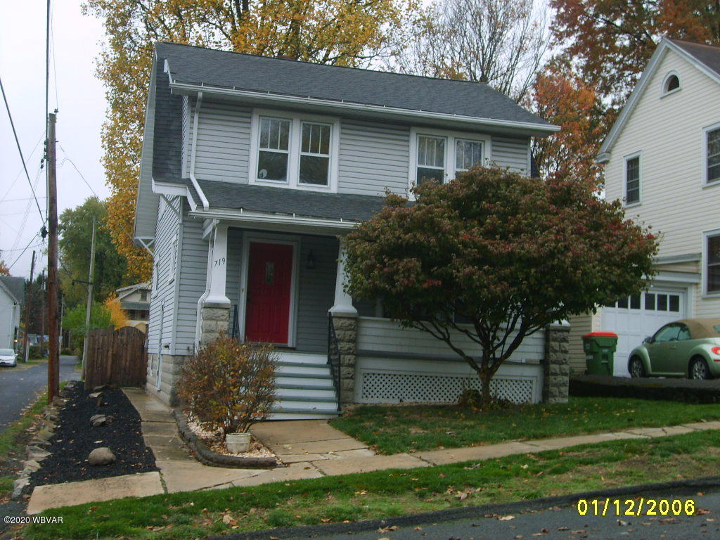 719 6TH AVENUE, Williamsport, PA 17701, 3 Bedrooms Bedrooms, ,1 BathroomBathrooms,Residential,For sale,6TH,WB-91417