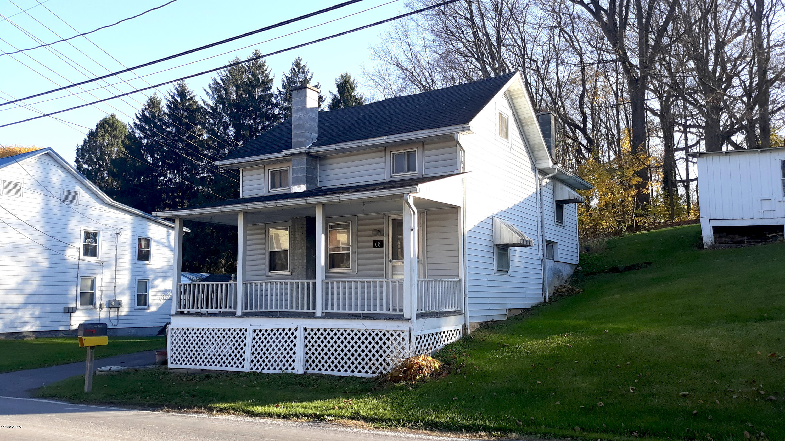 68 FAIRGROUND ROAD, Mill Hall, PA 17751, 3 Bedrooms Bedrooms, ,2 BathroomsBathrooms,Residential,For sale,FAIRGROUND,WB-91483