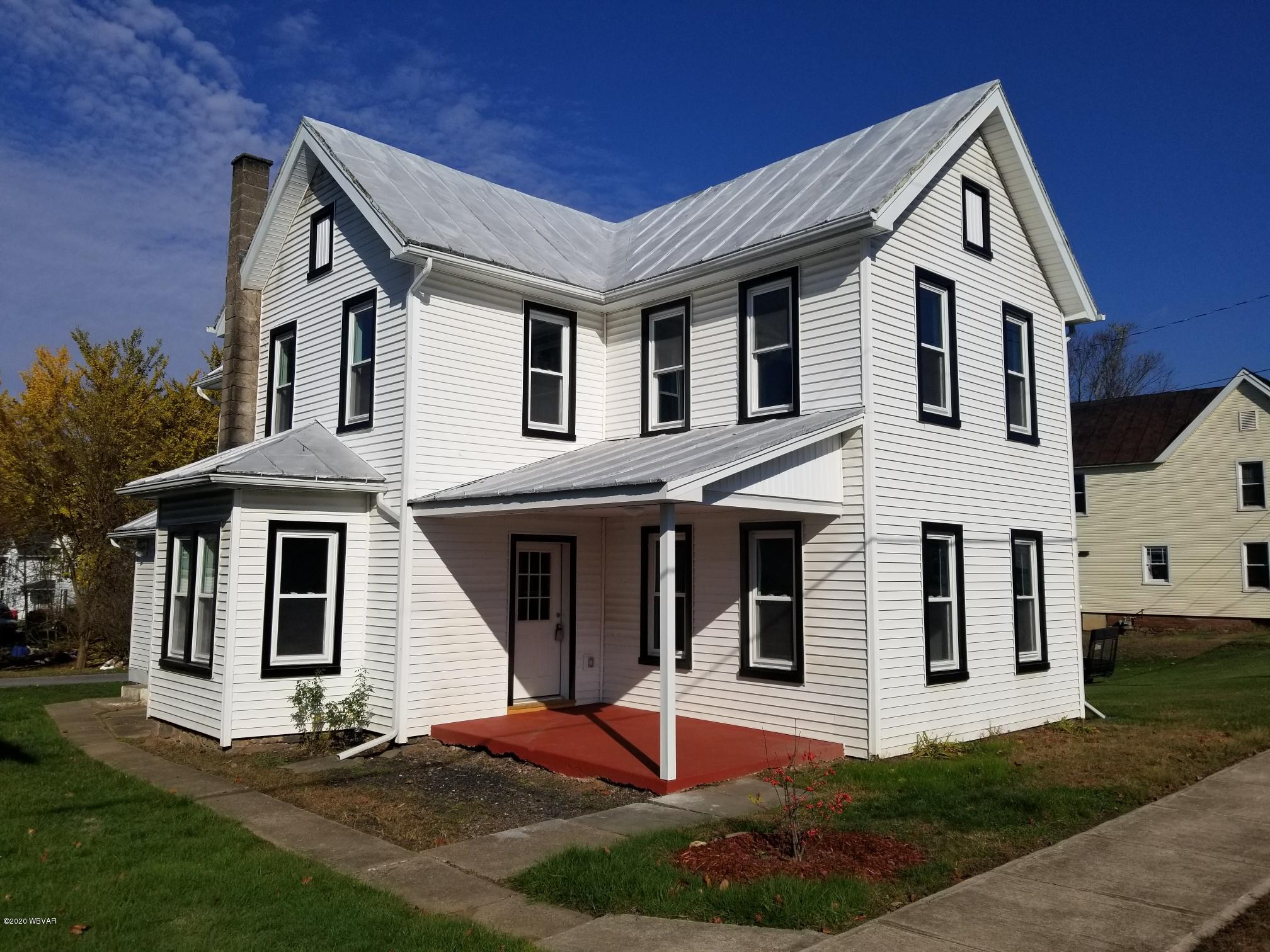 62 WAGNER AVENUE, Montgomery, PA 17752, 3 Bedrooms Bedrooms, ,2 BathroomsBathrooms,Residential,For sale,WAGNER,WB-91526