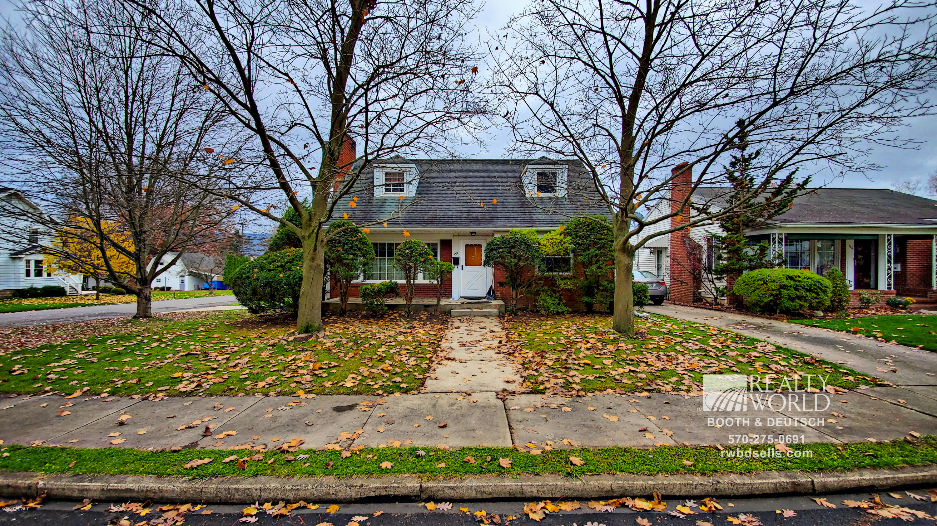 150 UNION AVENUE, Williamsport, PA 17701, 4 Bedrooms Bedrooms, ,1 BathroomBathrooms,Residential,For sale,UNION,WB-91531