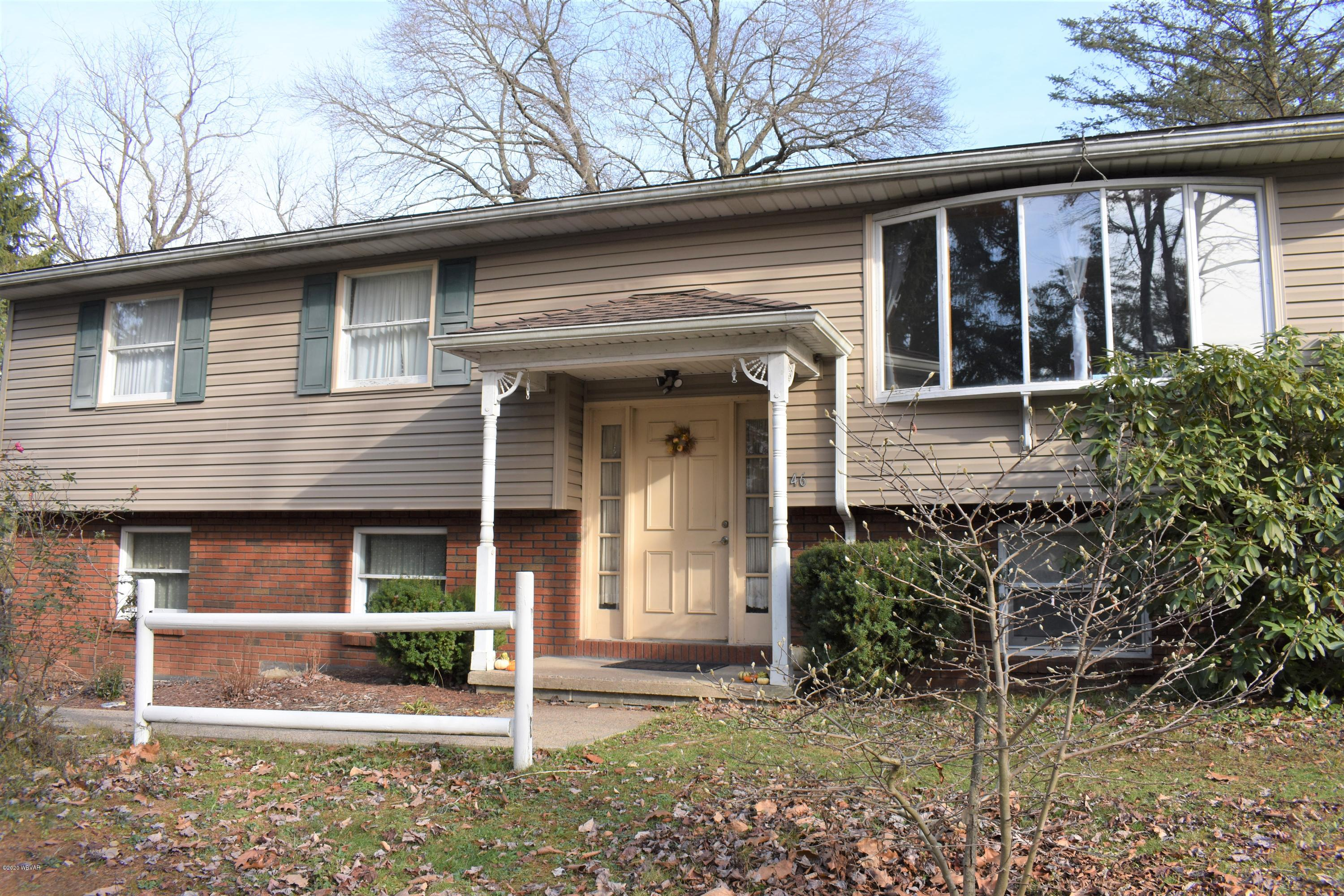 46 WOODLAND DRIVE, Lock Haven, PA 17745, 4 Bedrooms Bedrooms, ,2 BathroomsBathrooms,Residential,For sale,WOODLAND,WB-91549