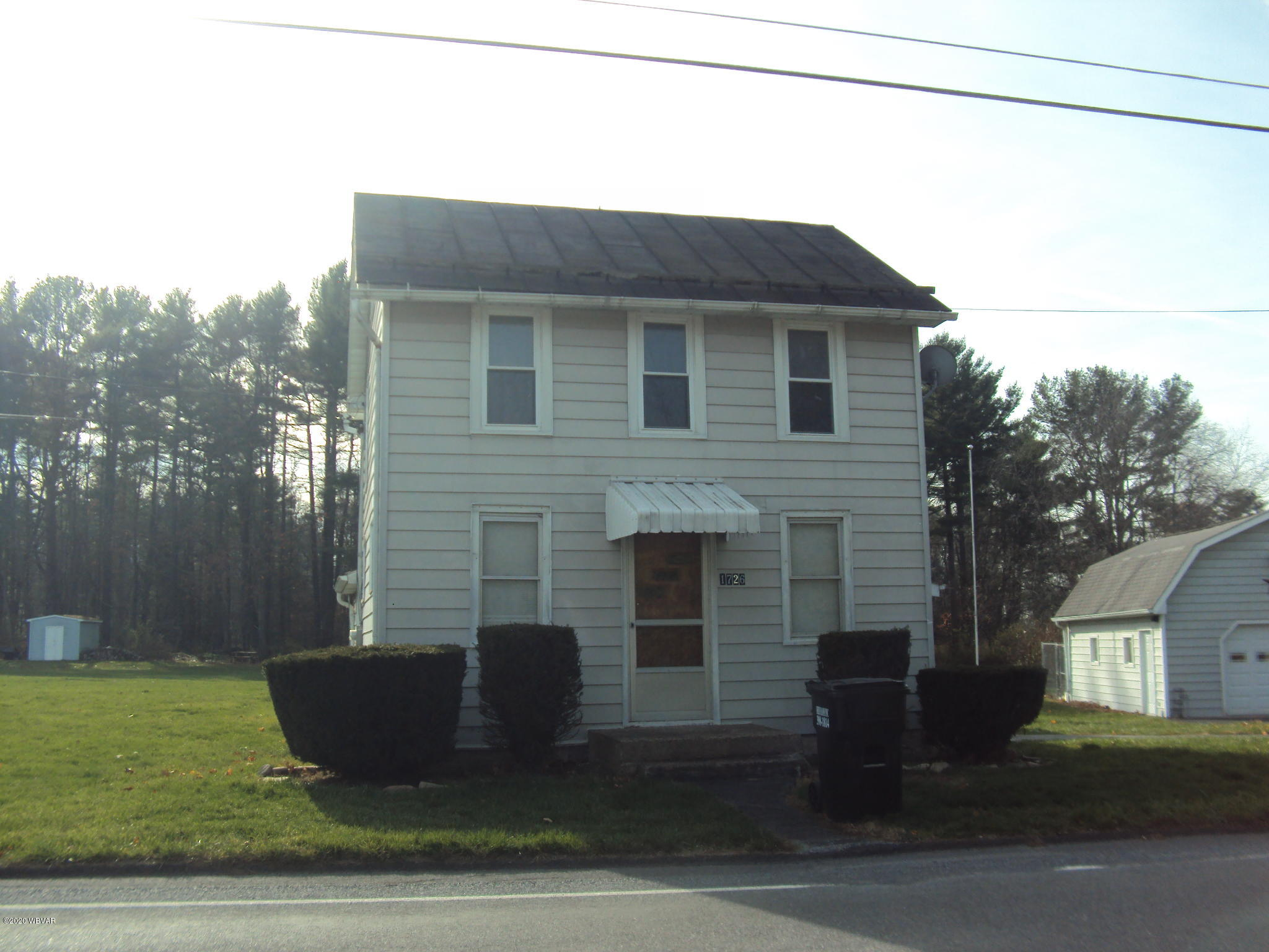 1726 LONG RUN ROAD, Mill Hall, PA 17751, 2 Bedrooms Bedrooms, ,1 BathroomBathrooms,Residential,For sale,LONG RUN,WB-91569