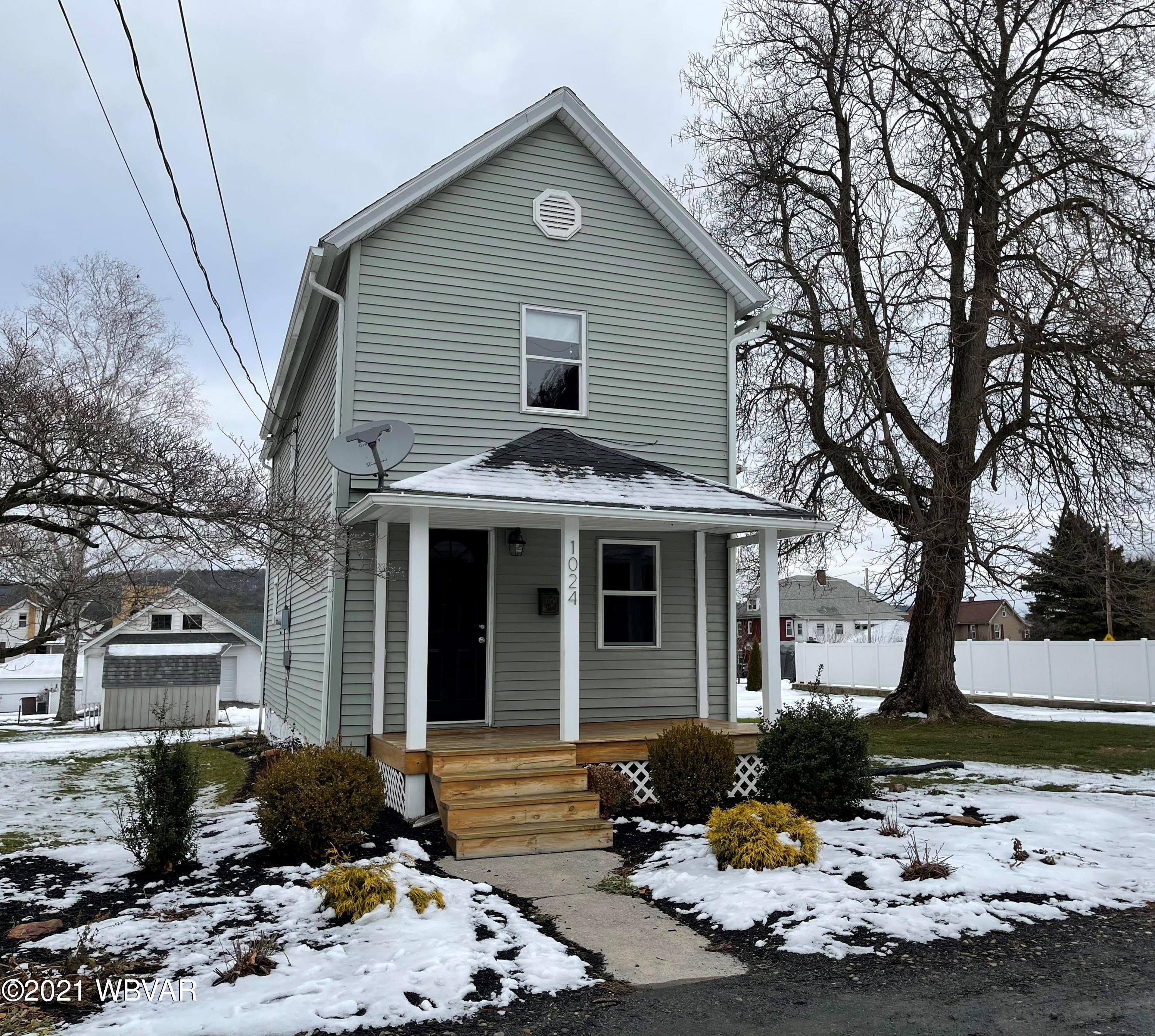 1024 MICHAEL STREET, Jersey Shore, PA 17740, 4 Bedrooms Bedrooms, ,2 BathroomsBathrooms,Residential,For sale,MICHAEL,WB-91721