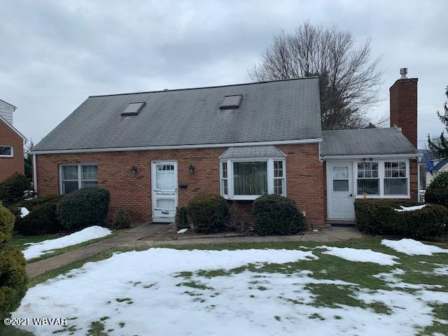 306 6TH AVENUE, S. Williamsport, PA 17702, 2 Bedrooms Bedrooms, ,1 BathroomBathrooms,Residential,For sale,6TH,WB-91742