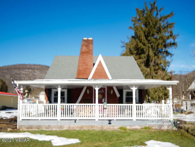 91 PARK AVENUE, North Bend, PA 17760, 3 Bedrooms Bedrooms, ,2 BathroomsBathrooms,Residential,For sale,PARK,WB-91736