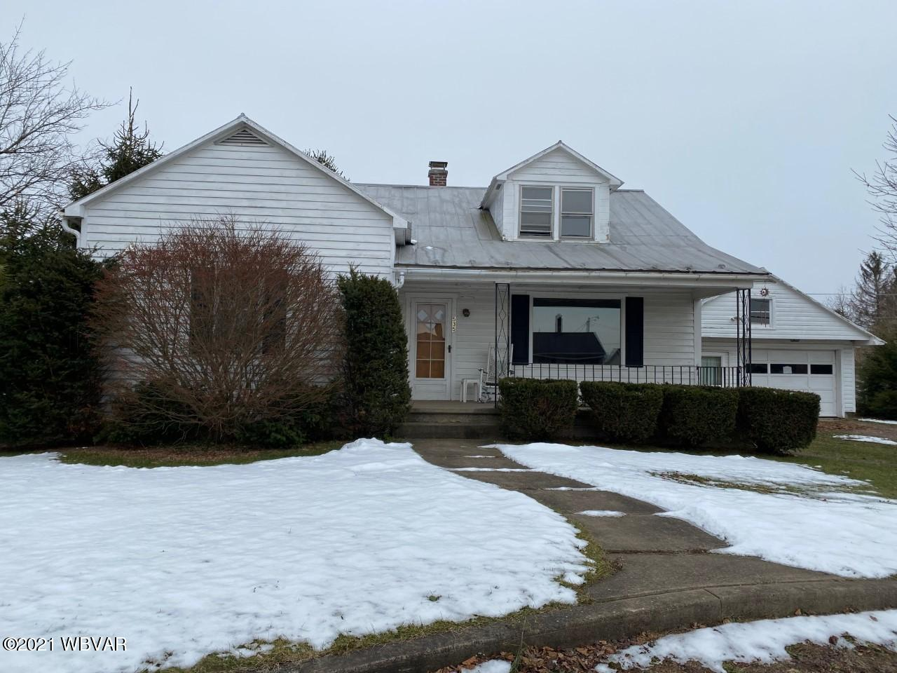 535 RTE 405 HIGHWAY, Hughesville, PA 17737, 3 Bedrooms Bedrooms, ,1.5 BathroomsBathrooms,Resid-lease/rental,For sale,RTE 405,WB-91733