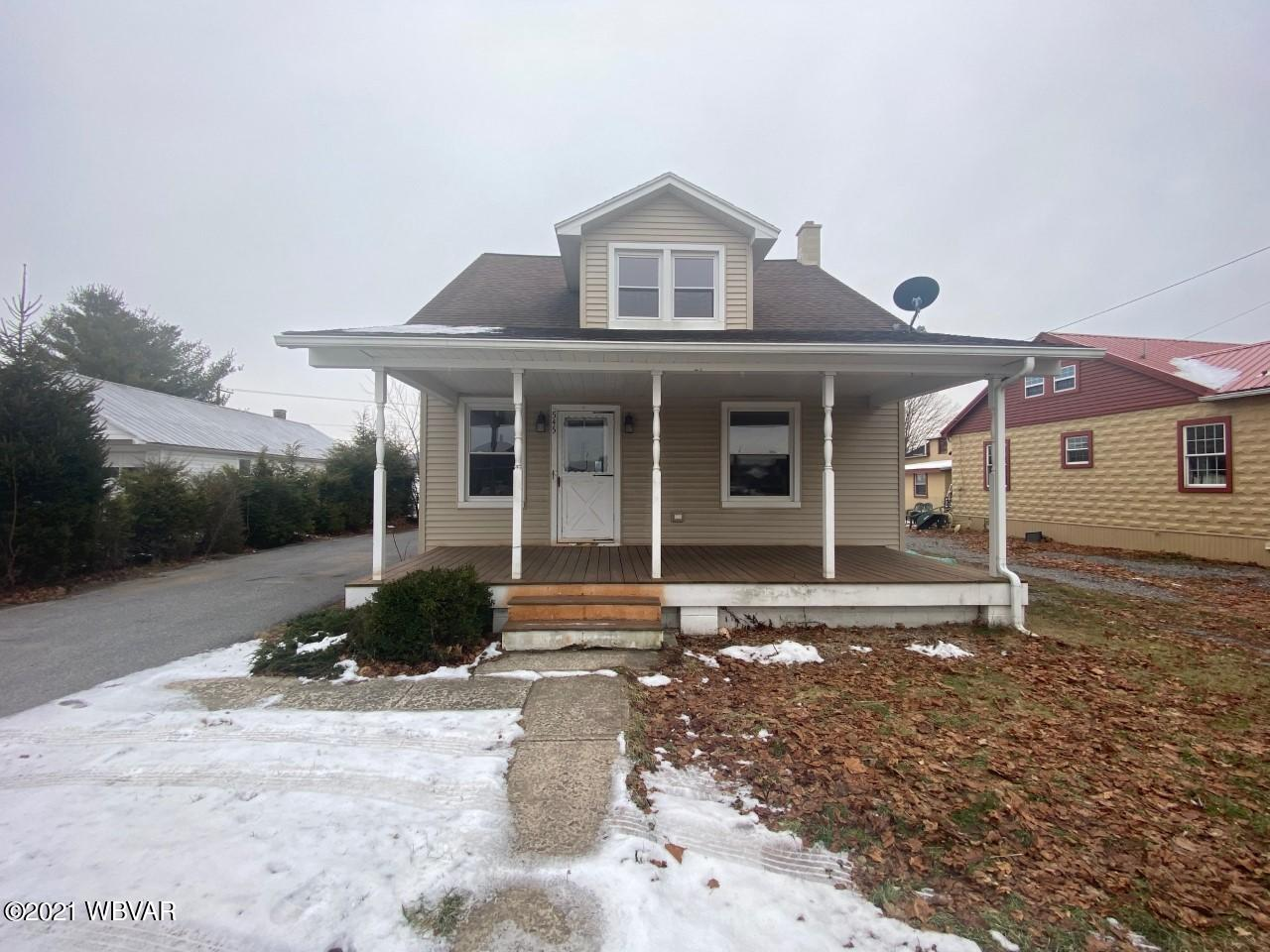 545 PA-405 HIGHWAY, Hughesville, PA 17737, 2 Bedrooms Bedrooms, ,1 BathroomBathrooms,Resid-lease/rental,For sale,PA-405,WB-91734