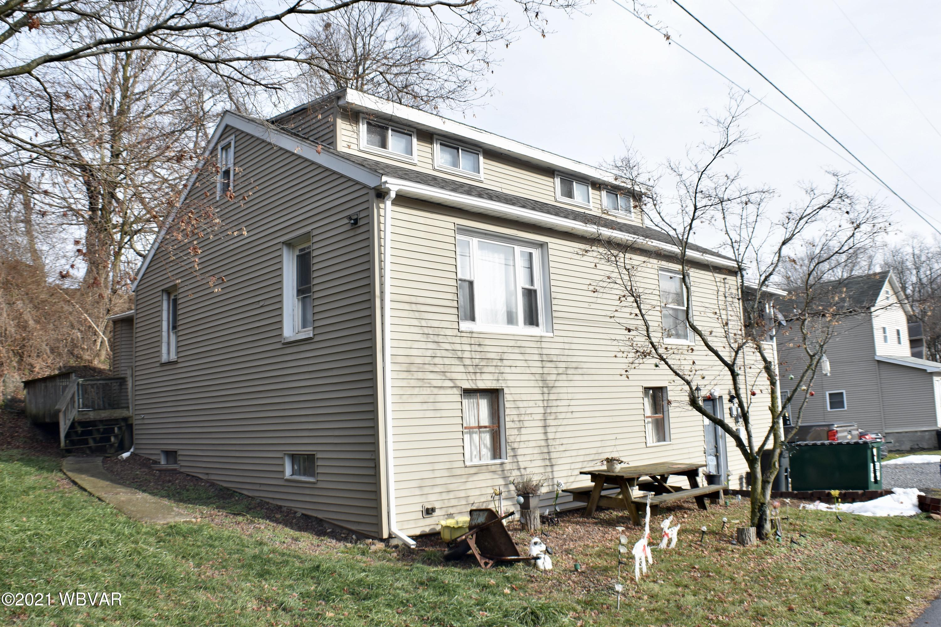 173 ALLEGHENY STREET, Lock Haven, PA 17745, 4 Bedrooms Bedrooms, ,1 BathroomBathrooms,Residential,For sale,ALLEGHENY,WB-91762