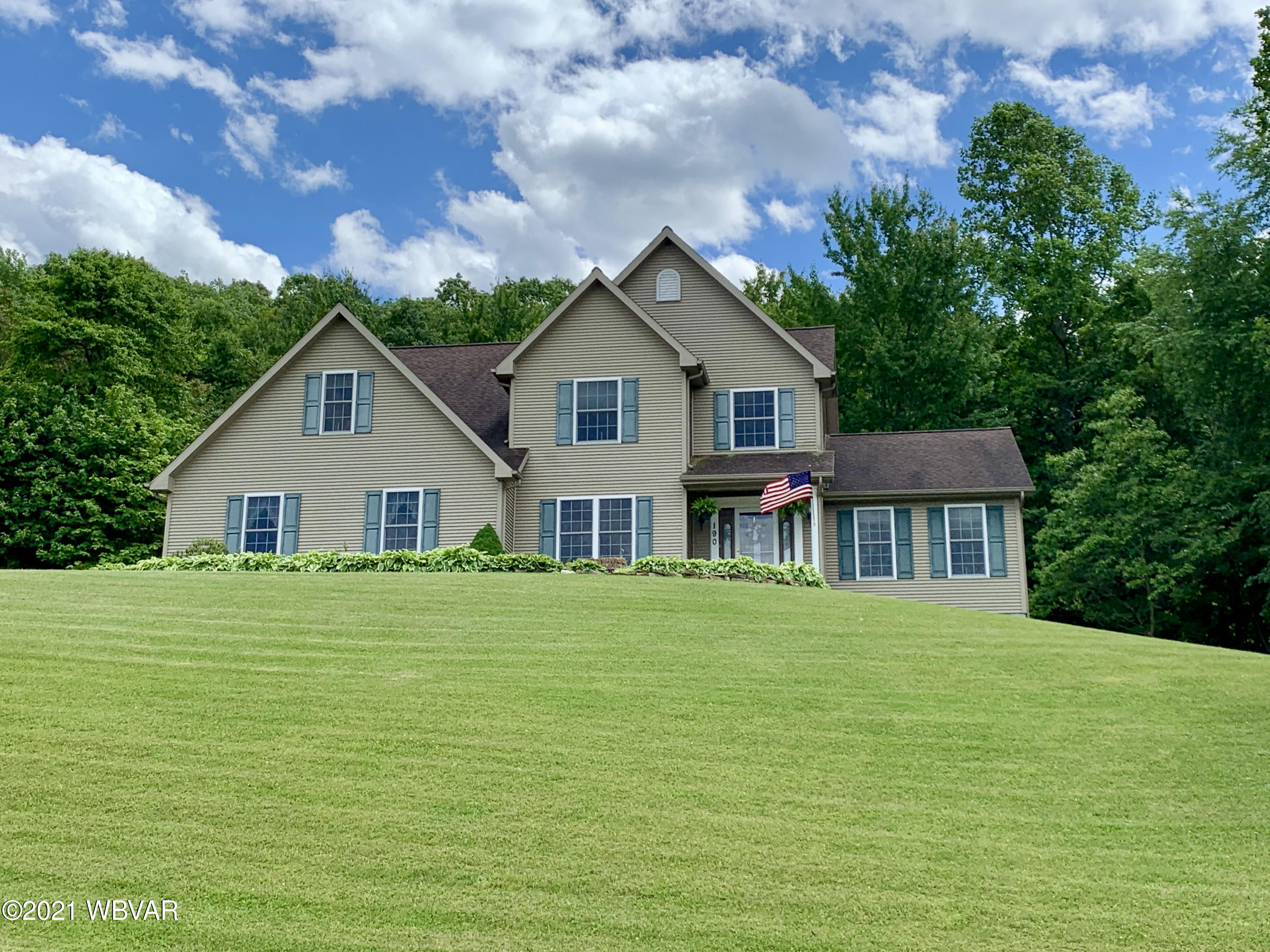 190 COCHISE TRAIL, Lock Haven, PA 17745, 4 Bedrooms Bedrooms, ,3 BathroomsBathrooms,Residential,For sale,COCHISE,WB-91790
