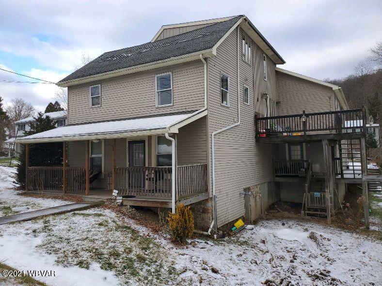 885 4TH STREET, Lock Haven, PA 17745, ,Multi-units,For sale,4TH,WB-91887