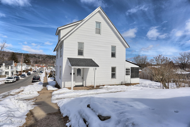 1106 GEORGE STREET, Williamsport, PA 17701, 3 Bedrooms Bedrooms, ,1 BathroomBathrooms,Residential,For sale,GEORGE,WB-91911