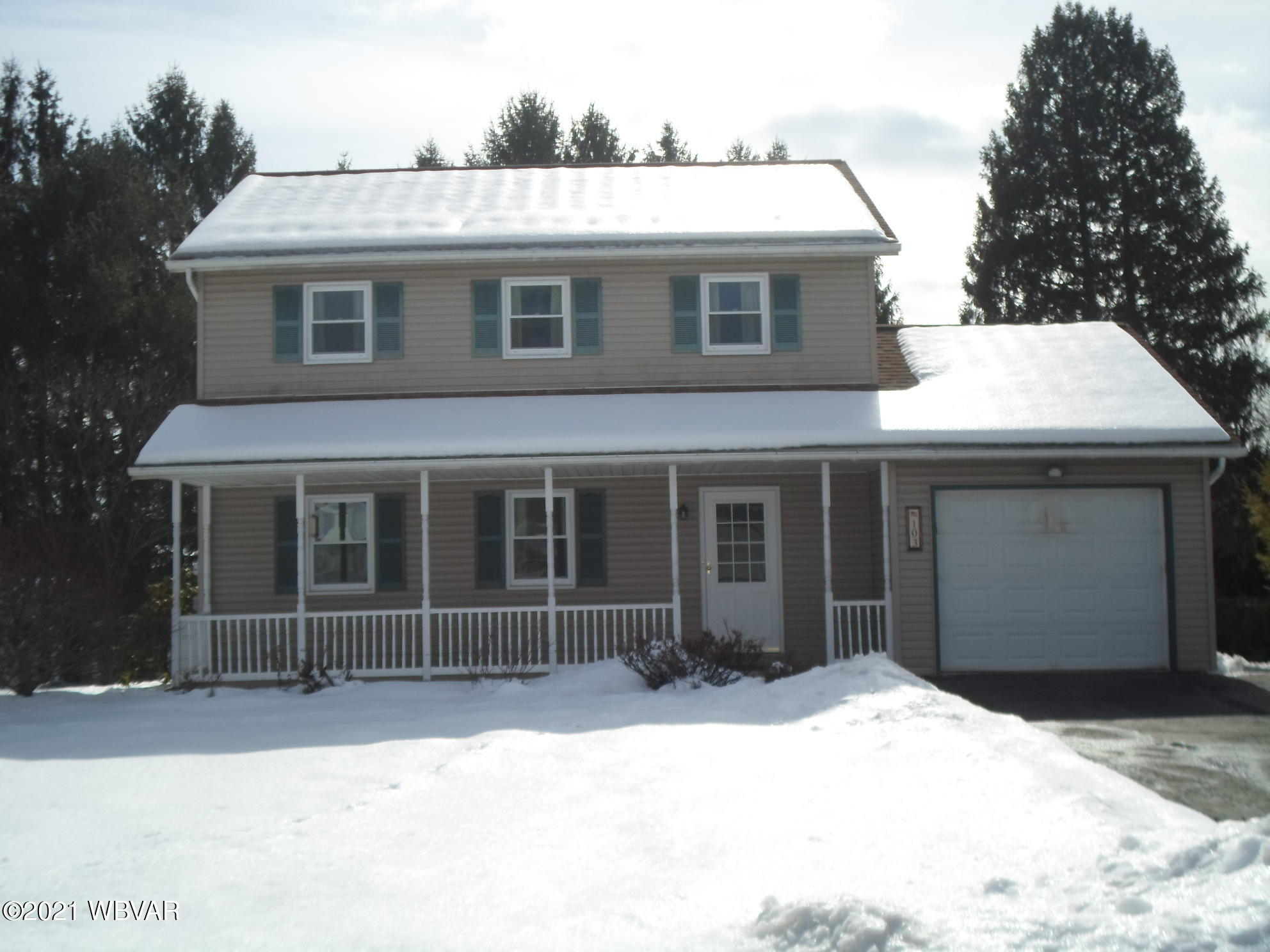 103 TIFFANY DRIVE, Williamsport, PA 17701, 3 Bedrooms Bedrooms, ,3 BathroomsBathrooms,Residential,For sale,TIFFANY,WB-91912