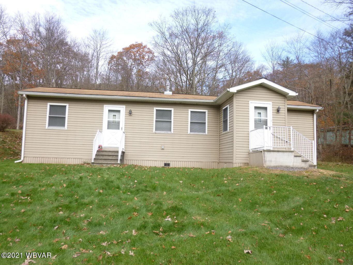 148 CHESTNUT STREET, Cross Fork, PA 17729, 2 Bedrooms Bedrooms, ,Cabin/vacation home,For sale,CHESTNUT,WB-91913