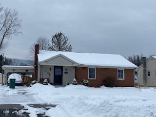 2130 SHERIDAN STREET, Williamsport, PA 17701, 3 Bedrooms Bedrooms, ,1 BathroomBathrooms,Residential,For sale,SHERIDAN,WB-91932