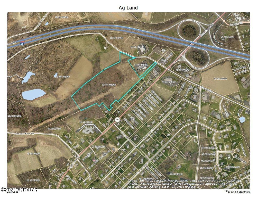 400 (2) PAPERMILL ROAD, Bloomsburg, PA 17815, ,Land,For sale,PAPERMILL,WB-91939