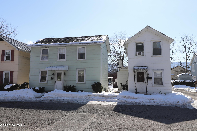 314-316 CHERRY STREET, Montoursville, PA 17754, ,Multi-units,For sale,CHERRY,WB-91957