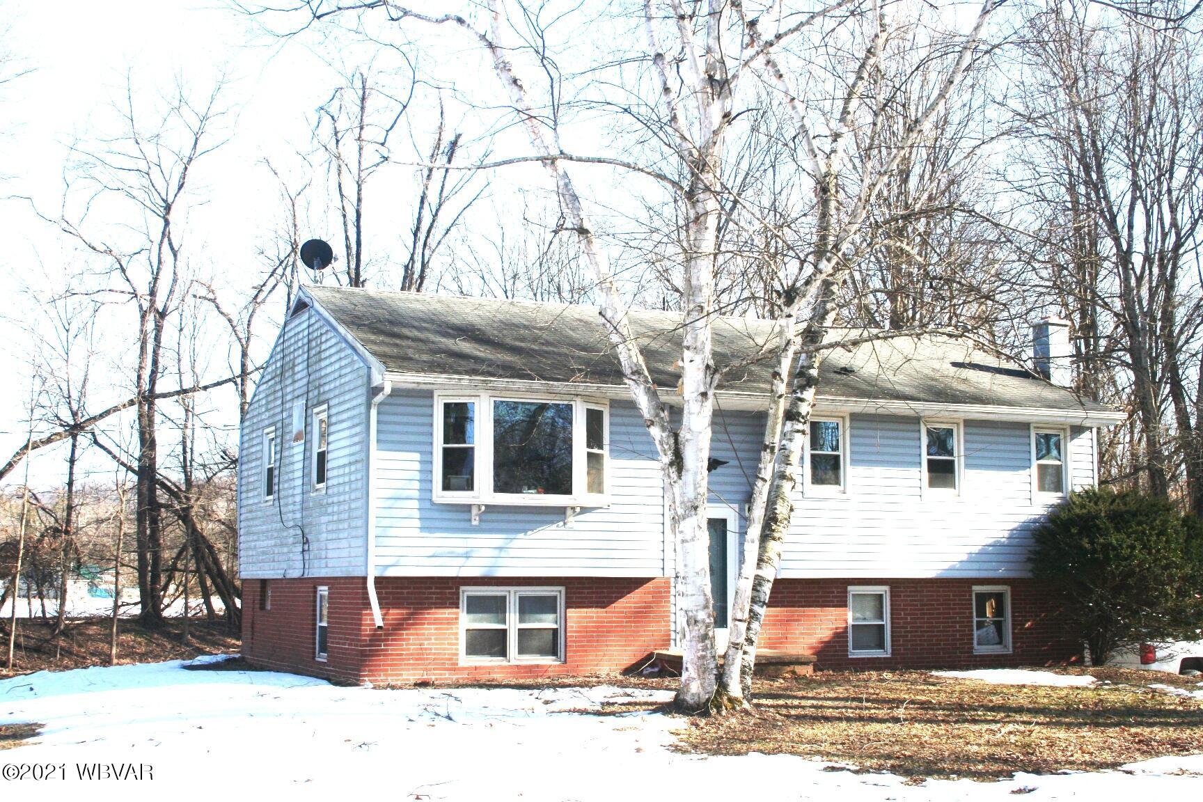 44 RTE. 118 HIGHWAY, Hughesville, PA 17737, 4 Bedrooms Bedrooms, ,1.75 BathroomsBathrooms,Residential,For sale,RTE. 118,WB-92024