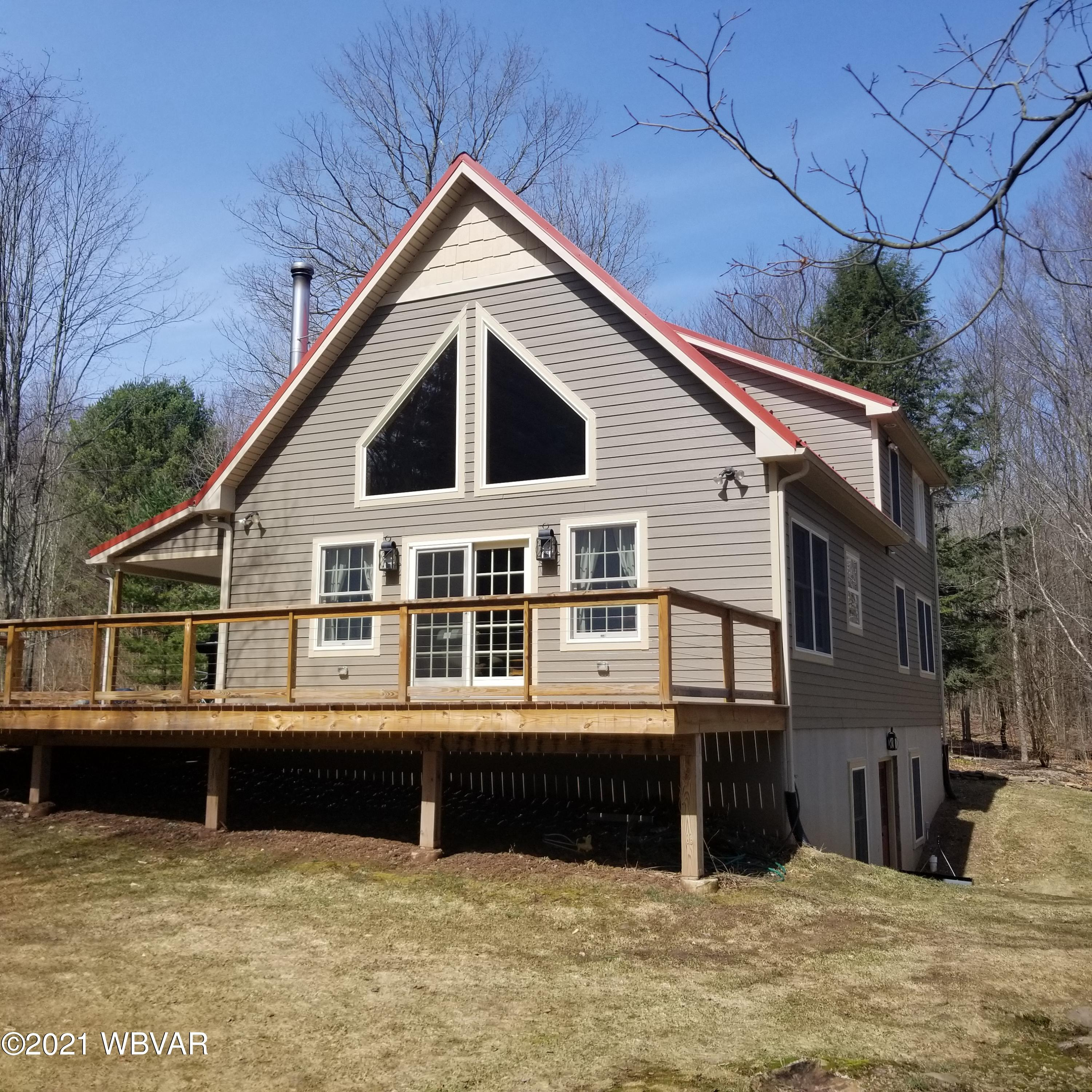184 CRATER LANE, Forksville, PA 18616, 3 Bedrooms Bedrooms, ,2 BathroomsBathrooms,Residential,For sale,CRATER,WB-92145