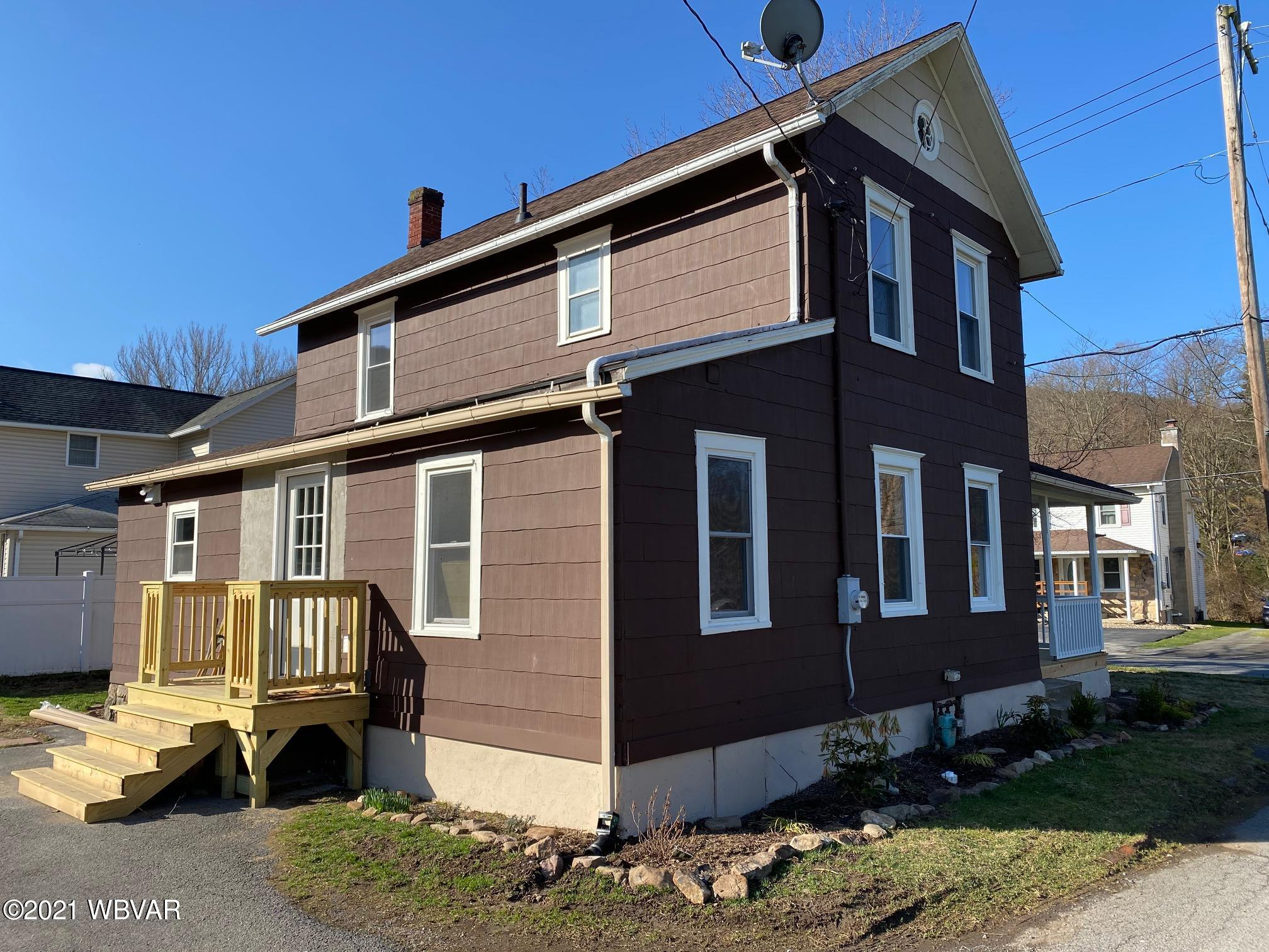 243 VALLEY STREET, Williamsport, PA 17702, 4 Bedrooms Bedrooms, ,1.5 BathroomsBathrooms,Residential,For sale,VALLEY,WB-92160