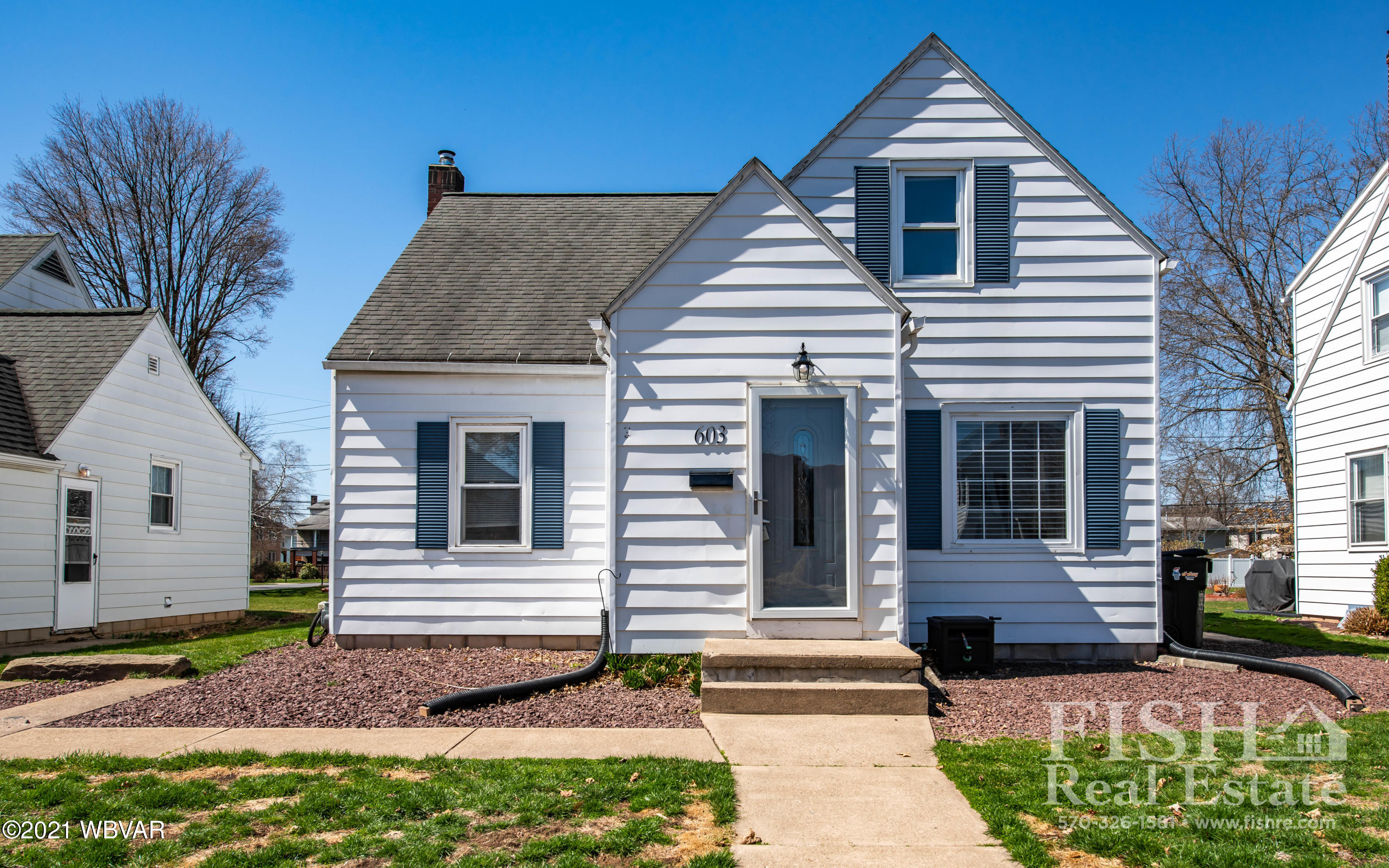 603 ARCH STREET, Montoursville, PA 17754, 4 Bedrooms Bedrooms, ,1 BathroomBathrooms,Residential,For sale,ARCH,WB-92197