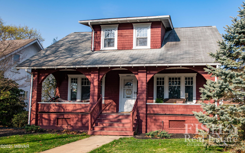 1205 LOCUST STREET, Williamsport, PA 17701, 4 Bedrooms Bedrooms, ,2 BathroomsBathrooms,Residential,For sale,LOCUST,WB-92318