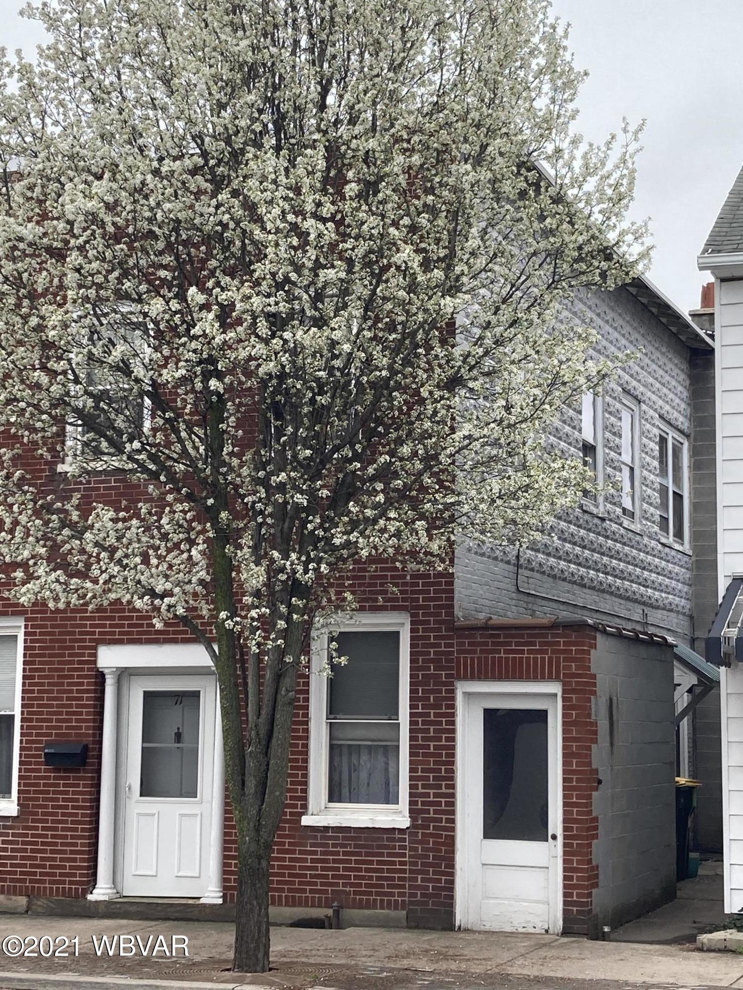 65-71 MAIN STREET, Hughesville, PA 17737, ,Multi-units,For sale,MAIN,WB-92286